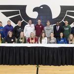 Thunderhawk College Signers Recognized at Lakota East