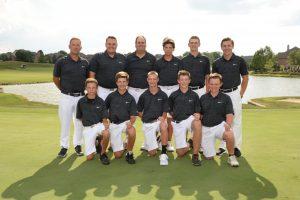 2016 Boys Golf Teams