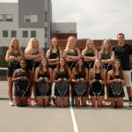 Girls Tennis 3rd at GMCs, Silverberg 2nd in Singles!