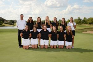 2016 Girls Golf Teams