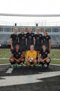 2016 Girls Soccer Teams