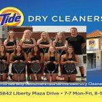 Tide Dry Cleaners Team of the Week – Girls Tennis Team