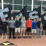 East Sends Off Boys Golf!