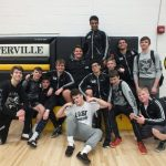 Wrestling 3rd at Sectionals, Qualify 7 for Districts