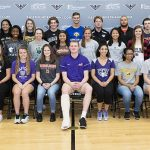 Signing Day Event Hosts Large Group Headed to the Next Level!