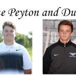 VOTE for Golfer – Peyton Houston & Cross Country Runner – Dustin Horter
