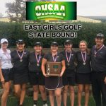 Girls Golf Reaches State as District Runner-Up!