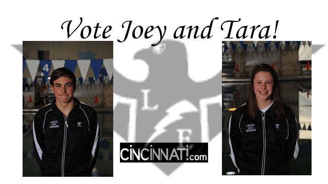 Tara Witkowski and Joey Kelley Nominated for Enquirer Player of the Week!!  VOTE NOW!!