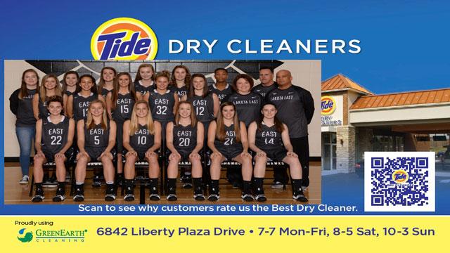 Tide Team of the Week – Girls Basketball
