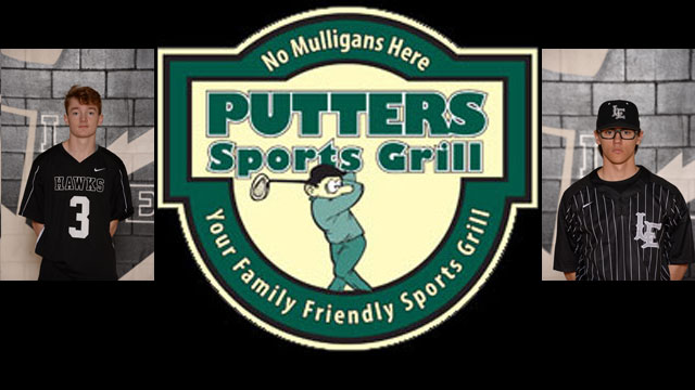 Dan Sewak and Griffin Rich Named Putters Athletes of the Week