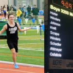 Dustin Horter Races to Top Time in the US!