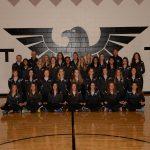 Girls Cross Country Earns GMC Championship!