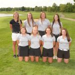 Girls Golf Sectional Runner Up