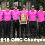 Boys Golf Wins 5th GMC Title in a Row!!!!