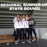 Girls Cross Country State Bound!!!