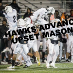 Football Upsets Mason – Advances in the Playoffs!!!