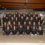 Girls Swimming & Diving Finishes Season at State