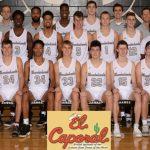 EL CAPORAL Team of the Week – Boys Basketball