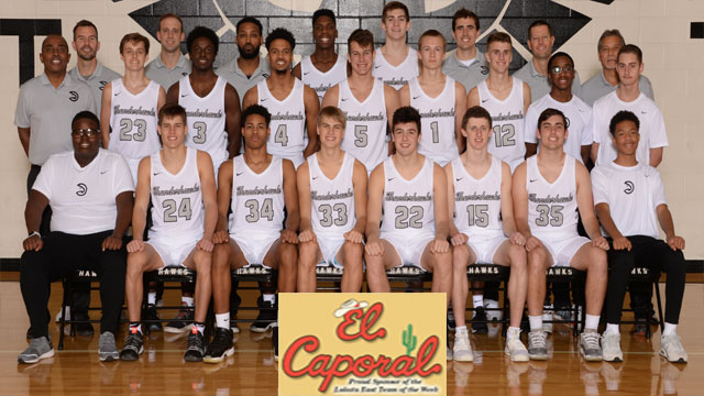 EL CAPORAL Team of the Week – Boys Basketball