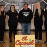 EL CAPORAL Team of the Week – Girls Bowling