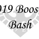 Booster Bash Announced – April 6th, 2019