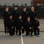 Boys Tennis 3rd at GMC Tournament