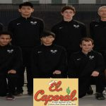 EL CAPORAL Team of the Week – Boys Tennis