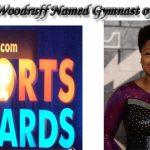 Tiyanna Woodruff Named Cincinnati Gymnast of the Year!