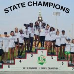 Girls Track and Field Run to First Ever State Title!!!