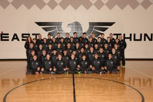 2019 Boys Cross Country Teams
