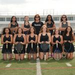 2019 Girls Tennis Teams