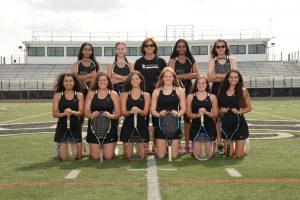 2019 Girls Tennis Teams