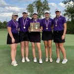 GIRLS GOLF BACK TO STATE!