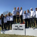GIRLS CROSS COUNTRY WINS BACK-TO-BACK GMC CHAMPIONSHIPS