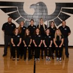 2019-2020 Girls Bowling Team