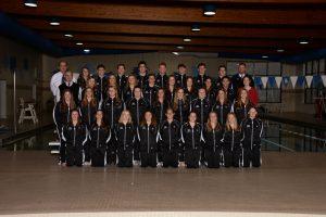 2019-2020 Swimming & Diving Teams