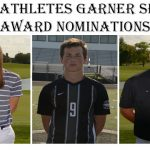 EAST ATHLETES GARNER SPORTS AWARD NOMINATIONS
