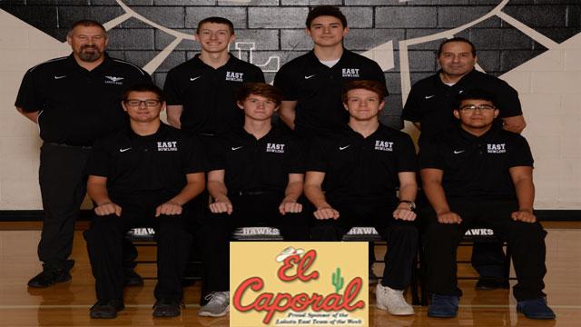 EL CAPORAL Team of the Week – Boys Bowling