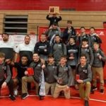 WRESTLING TEAM WINS MILFORD INVITE