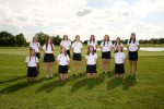 GIRLS GOLF SEASON ENDS AT DISTRICT