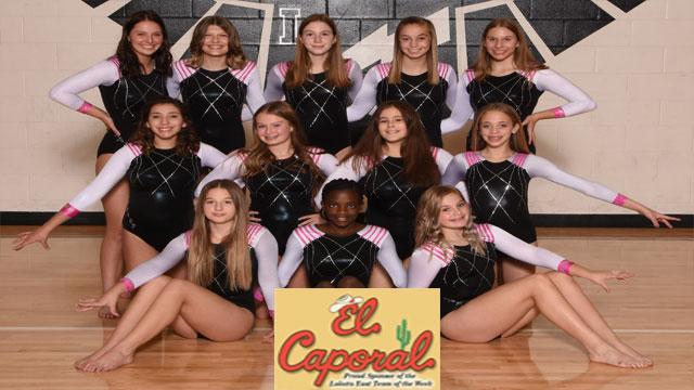 EL CAPORAL Team of the Week – Gymnastics