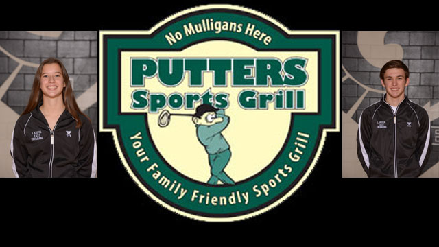 Evan Devine and Hope Keith Named Putters Athletes of the Week