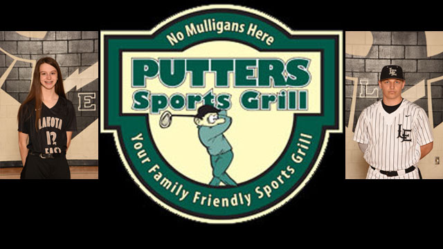 Leah Arnett and Michael Sprockett Named Putters Athletes of the Week