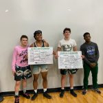 Wrestlers Qualify 4 to State Finals