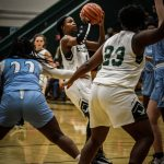 Warren leads Lady Eagles to victory