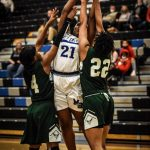 Lady Eagles Defeat Colleton County before falling to May River in Region Tournament