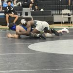 Simmons named North-South All-Star Wrestler