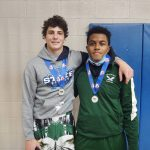 Two Eagles Finish Second at State Finals