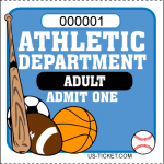Click HERE for Athletic Event Tickets