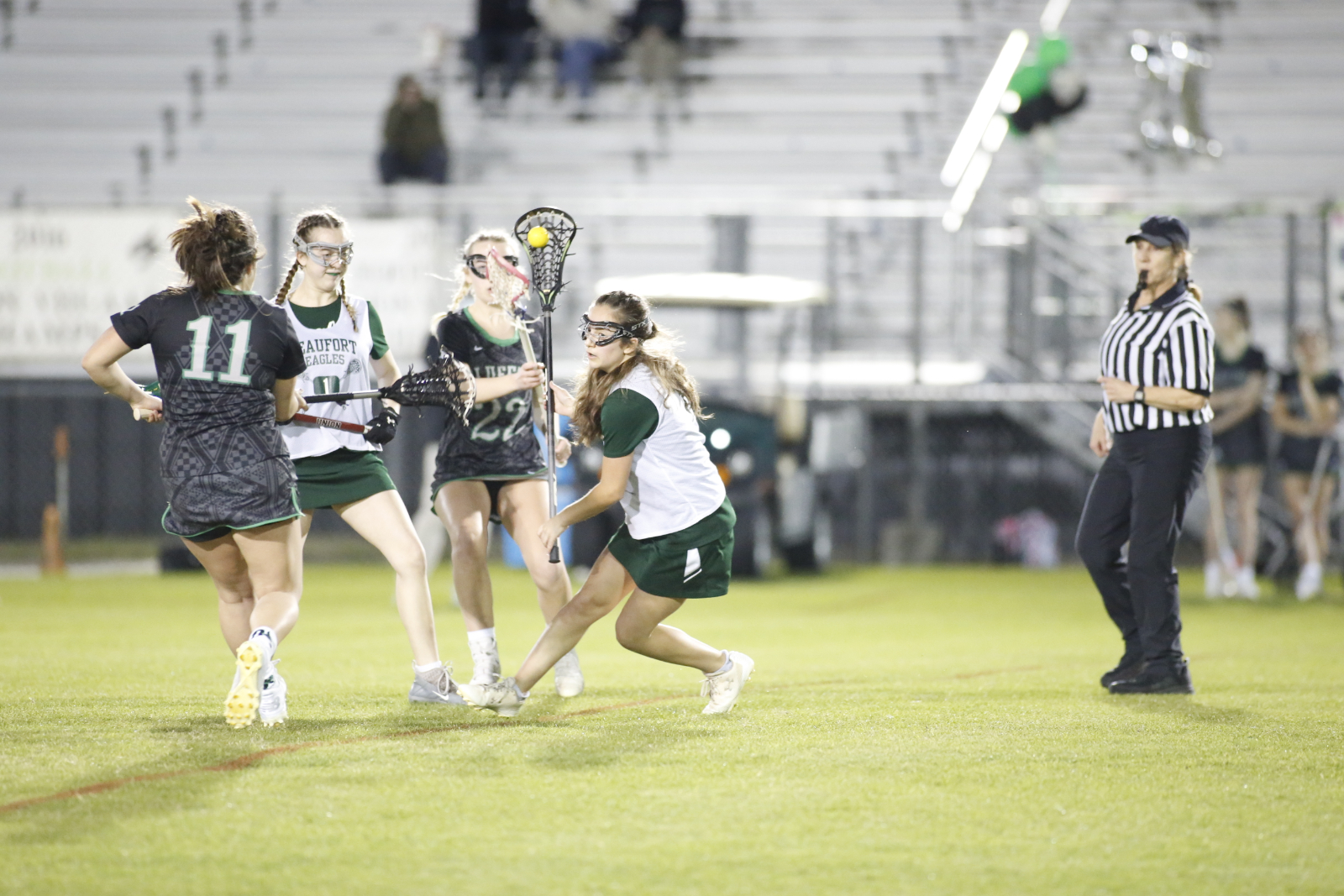 Lady Eagles Lacrosse qualifies for state playoffs for first time